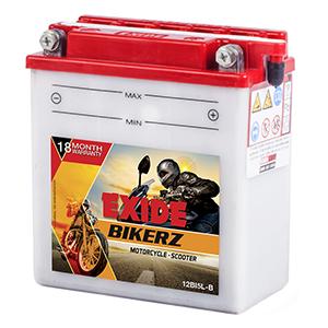 Exide Bikerz ROYAL ENFIELD bullet battery BI5LB