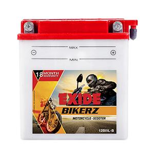 Exide Bikerz acess 125 battery BI5LB