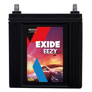 Exide Eezy car battery For swift EZ35L