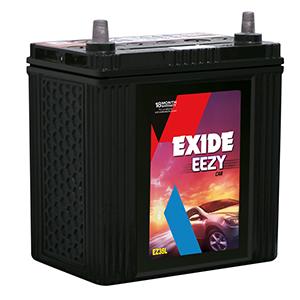 Exide Eezy car battery for santro EZ35L