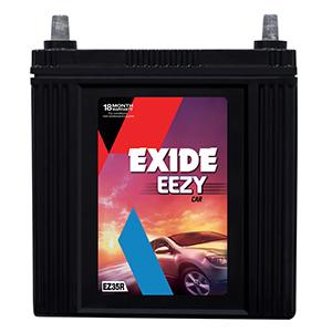 Exide Eezy car battery For santro EZ35R