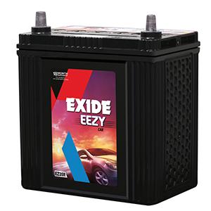 Exide Eezy hyundai santro Car battery EZ35R