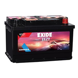 Exide Eezy car battery for MARUTI SWIFT DIN65