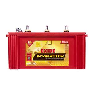 Exide 150 ah Tubular invamaster inverter battery