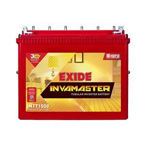 Exide 150 ah Tubular invamaster Tall inverter battery