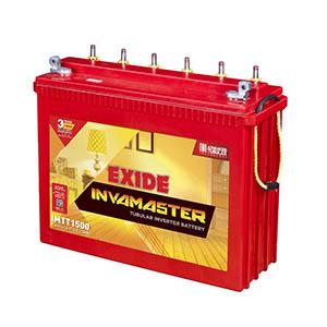 Exide Invamaster Tall 150 ah Tubular battery for inverter