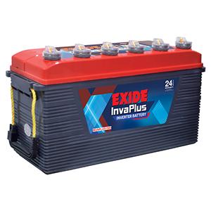 Exide Invaplus 1500 150 ah inverter battery