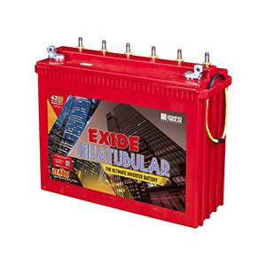 Exide Invatubular Tall 115 ah Tubular battery for inverter