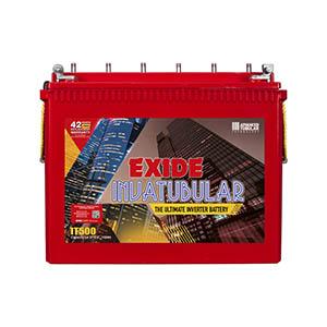 Exide 115 ah Tubular invatubular Tall inverter battery