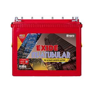 Exide 200 ah Tubular invatubular Tall inverter battery