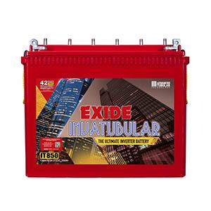 Exide 230 ah Tubular invatubular Tall inverter battery