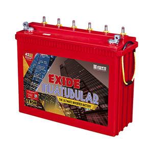 Exide Invatubular IT850 Tall 230 ah Tubular battery for inverter