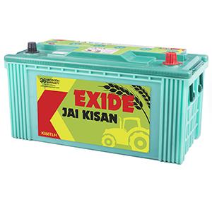 Exide tractor battery for kisan jaikisan 88tlh