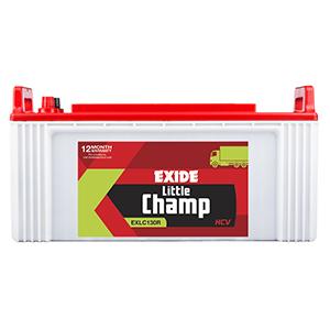 Exide litle champ jbc battery