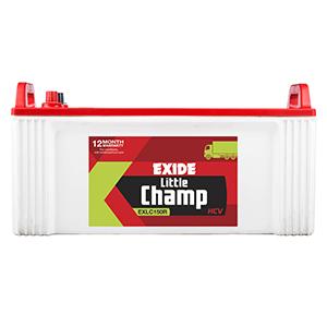 Exide litle champ truck battery 150 ah