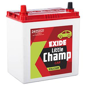 Exide LITLE CHAMP exlc32r