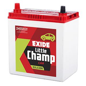 Exide litle champ car battery lc35r