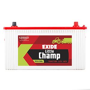 Exide litle champ battery lc88l