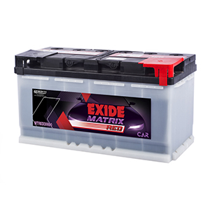Exide matrix red din90 mtdin90