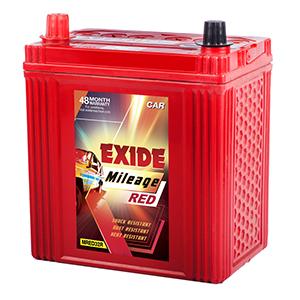 Exide mileage red mr32r