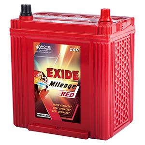 Exide mileag red EM40LBH