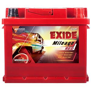 Exide mileag red FORD EKON BATTERY MI44LH