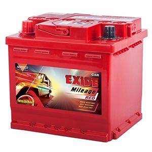Exide Mileage red MIDIN44R