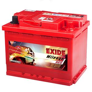 Exide mileage red MIDIN55