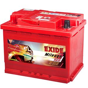 Exide mileage red MIDIN55R