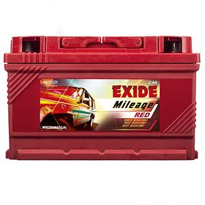 Exide mileage car battery for maruti swift dzire MRDIN65LH