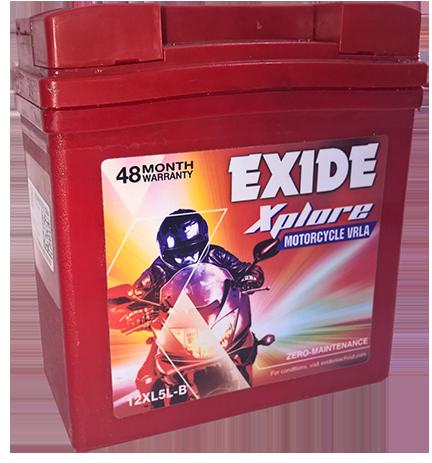 Exide activa Battery