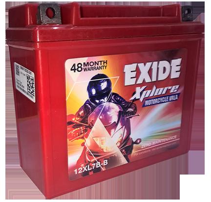 Exide mahindra duro Battery