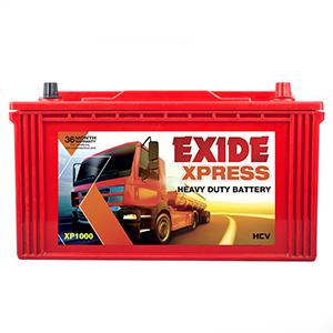 Exide xpress xp1000 swraj 855 battery