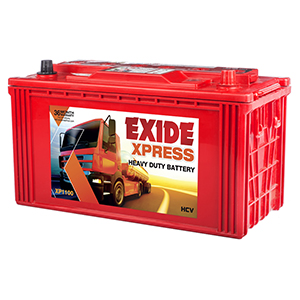 Exide xpress 110ah battery