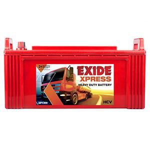 Exide xpress xp 1300 jcb battery