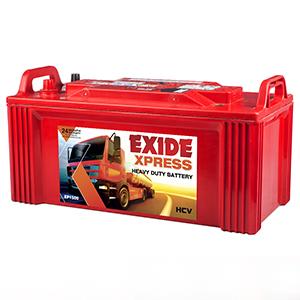 Exide xpress 150ah truck battery