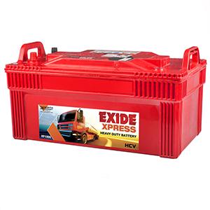 Exide xpress 180 ah battery for tuck