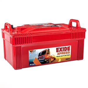 Exide Heavy Duty Express Truck Battery XP1800