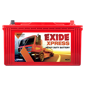 Exide xp880 mhd880 tractor battery