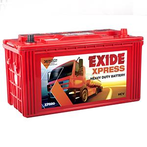 Exide xpress xp880 88ah battery