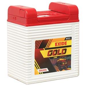 Exide BUY car Gold Battery GOLD35L
