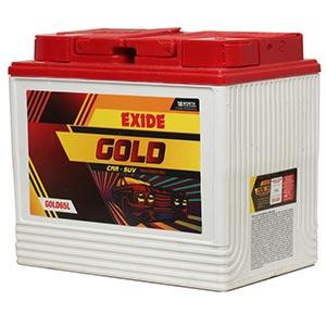 Exide litle champ 100 ah battery for truck