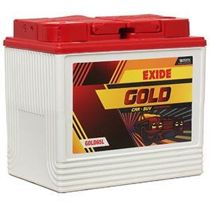 Exide car Gold Battery GOLD65L