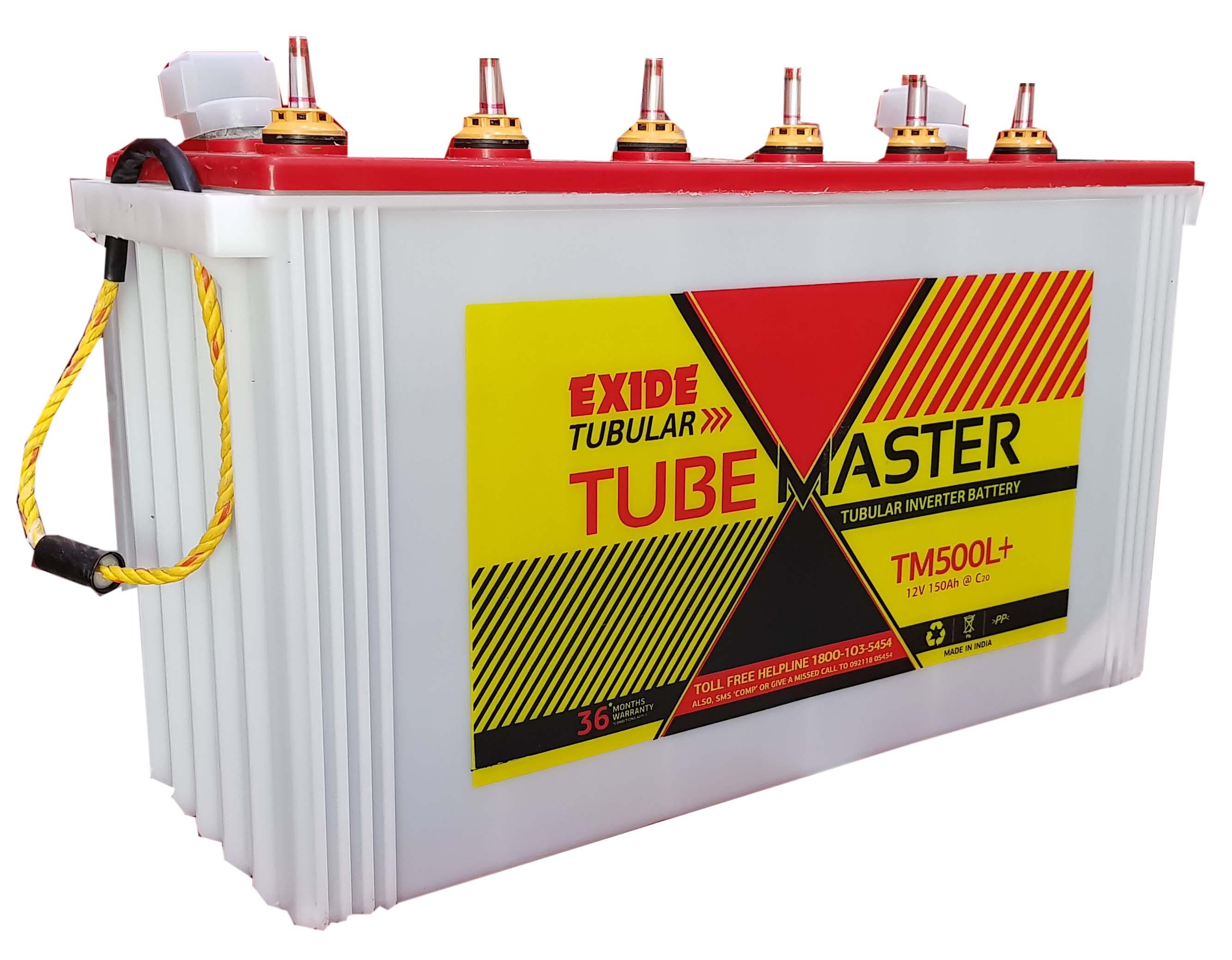 Exide Tubemaster inverter Battery