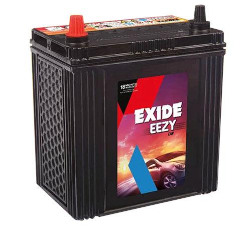 Exide Eezy car Battery