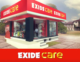 Exide Care Exclusive  Battery dealer in kaithal