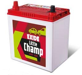 Exide Litle champ Automotive Battery
