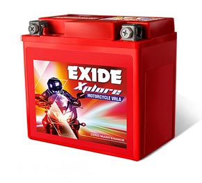 Exide explore activa Battery