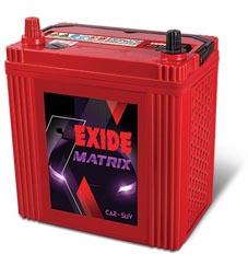 Exide matrix audi Battery