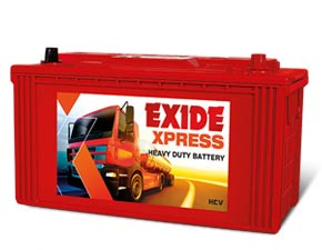 Exide express heavy duty Battery for trucks